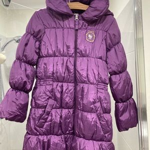 HELLO KITTY puffer jacket